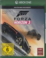 FORZA Horizon 3 für die Xbox ONE - NEU & OVP - Deutsche USK Version