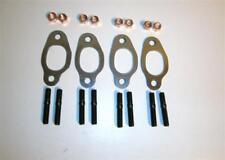 4x Colector de Escape + Perno de Anclaje VW 1,8 2,0 G60 Pg 2E Ady Tdi Metal