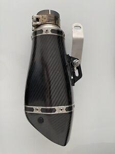 Bmw S1000RR Auspuffendtopf Cobra CR2 Cone