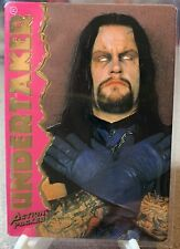1995 Action Packed WWF/WWE The Undertaker #2 Wrestling Trading Card RARE