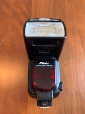 Nikon Speedlight SB-900 AF Shoe Mount Flash Strobe Excellent Condition
