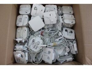 110 Headsets Kopfhörer [KONVOLUT] nur Apple VOLL FUNKTIONSTÜCHTIG