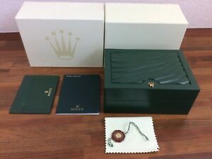 Rolex Datejust 116234 Watch Box + tag + booklet + cardholder + free shipping