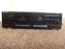 SANSUI d-x119w Dual 2 Cassette Tape Deck Recorder getestet funktioniert