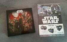ALBUM JETONS COMPLET NEUF STAR WARS  ROGUE ONE Cosmic shells Collector E.Leclerc