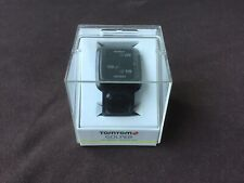 Tom Tom Golfer All Black Golfuhr GPS Distanzmessser in OVP