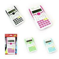 Scientific Calculator Maths  Exams IN ASSORTED COLOURS WITH OVER 240 FUNCTIONS