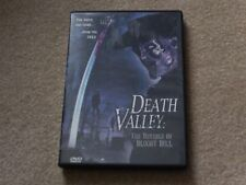Death Valley:Revenge of Bloody Bill (DVD, 2004) used