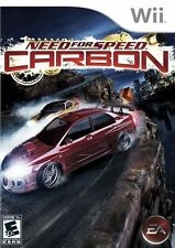 Need for Speed: Carbon - Nintendo  Wii Game
