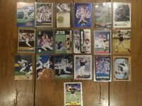 Derek Jeter Awesome 19 Card Lot