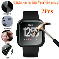 Screen Protectors TPU Protective Film Hydrogel For Fitbit Versa/Fitbit Versa 2