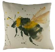 "cushion covers Bumble Bee Splash Cushion Cover 17"""