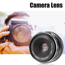 Meike-25mm-f1.8 APS-C Lens Objectif mise point manuelle pour Sony Mount