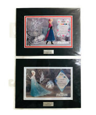 Disney Frozen Elsa and Anna Character Key Variant Limited Edition 2500