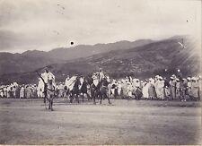 Maghreb Algérie Tunisie Maroc Vintage argentique ca 1900