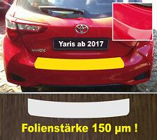 Pellicola di Protezione Vernice Paraurti Trasparente Toyota Yaris Da 2017 150 Μm