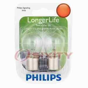 Philips Engine Compartment Light Bulb for Mercury Brougham Caliente Colony xo