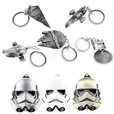 Star Wars Serie Metall Schlüsselring Schlüsselanhänger Keychain keyring Neu