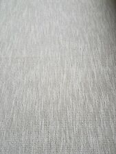 1.7m Roll End, Zoffany, Hanover, Ecru, Upholstery Fabric, Free P&P