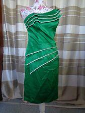 (A92) Ausgefallenes Damen Abendkleid  GR: 38