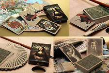 Bicycle Old Masters Playing Cards by Collectable Playing Cards - Trick Mona Lisa