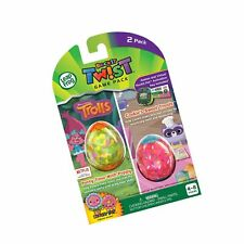 LeapFrog RockIt Twist Dual Game Pack: Trolls Party Time With Poppy and Cookie.