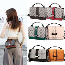 Fashion Women CrossBody Bag Single Shoulder Messenger Bag Square Handbag US