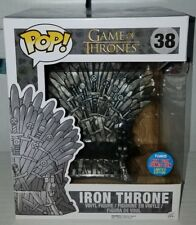 Funko Pop! Game of Thrones Iron Throne 38 NYCC Exclusive 2015