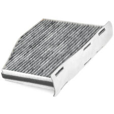 Carbon Fiber Cabin Air Filter Fit for VW Passat Jetta GTI Golf Beetle Audi A3 TT