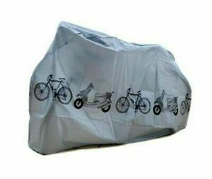 Universal Waterproof Bike Scooter Cover Tarpaulin Outdoor Shelter Protect