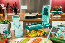 13 in 1 Nicer Dicer Fusion Vegetable Slicer Garlic Potato Food Chopper Cutter