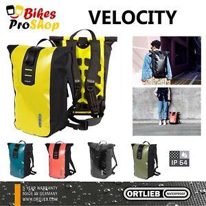 ORTLIEB Velocity - Backpack WATERPROOF MADE IN GERMANY 2021