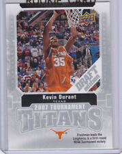 KEVIN DURANT 2007 Tournament Upper Deck DRAFT EDITION Basketball COLLEGE CARD!