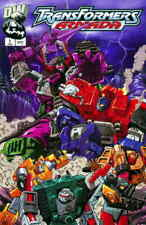 Transformers: Armada #7 VF/NM; Dreamwave   save on shipping - details inside