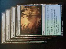 MTG UG Dual Land *STANDARD LEGAL* 4 x cards
