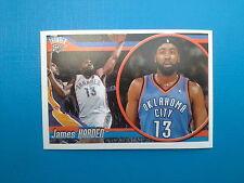 2010-11 Panini NBA Sticker Collection n.242 James Harden Oklahoma City Thunder