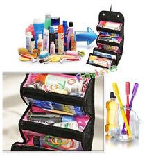 Women  Multifunction women travel cosmetic bag Makeup Bag Case Organizer
