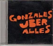(DG482) Gonzales, Uber Alles - 1999 DJ CD