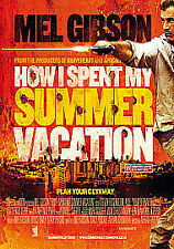 HOW I SPENT MY SUMMER VACATION (DVD) (New)
