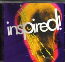 INSPIRED! INSPIRED VARIOUS ARTISTS ash,stone roses,sundays, pulp, CD 1997