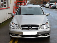 MERCEDES Classe C W203 sport gril calandre single slat en noir amg saloon estate
