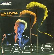 LIA LINDA-FACES LP VINILO DOUBLE COVER (HOLLAND) EXCELLENT COVER-EXCELLENT VINLY