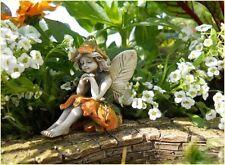 Miniature Garden Fairy Kelly Dollhouse Faerie WS 0022