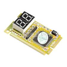 3IN1 Mini PCI PCI-E LPC PC Analyzer Tester Notebook Combo Debug Card  E0Xc