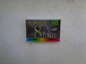Cassette Vierge pour Camescope Video8 FUJI MP 60 - Video 8 Neuf