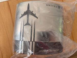 Neu OVP United Amenity Kit Polaris First Class Celebrating The 747 Limited Editi