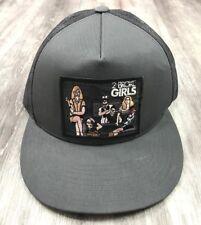 The Classics 2 BROKE GIRLS TV Sitcom Gray Mesh Trucker Snapback Hat Cap
