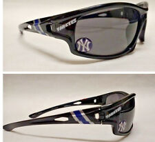 Read Listing! New York Yankees XLARGE 3D logo on XTREME BLACK WRAP Sunglasses.