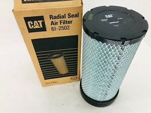 New Caterpillar 6I-2502 CAT Standard Efficiency Engine Air Filter