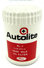 Ford Autolite Oil Filter Mustang 1967 67 Thunderbird Fairlane GT Fairlane Shelby